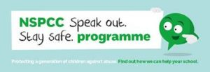 nspcc speak out logo